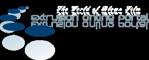 Extrusion Online Portal – English Logo